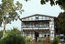 Villa Vinberg / Fachwerkvilla im Bäderstil