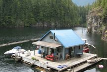 Floating Homes / by Tiny House Blog