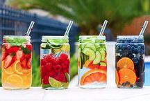 jarras de jugos