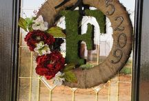 Wreaths / by Jennifer Romeyn
