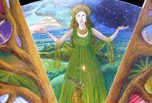goddess wheel