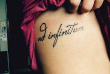 tatoo / by Francesca Morgana Di Liberto