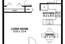 Floorplans: Tiny