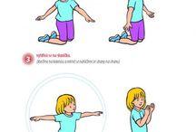 Cvičenia pre deti
