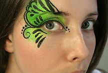 Face Painting - pretty