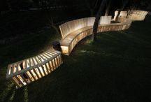 Wood / outdoor and indoor furniture featured by wood