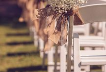 Rustic romantic weddings