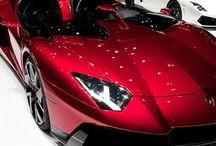 The new Lamborghini Aventador