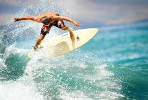 Surf Life / Surfare Le Onde Del Mare