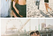 Engagement photo inspirations / by Paige Alina