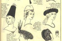 Copricapo storia del costume