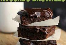 chocolate avo browmies