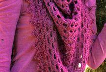 Chales y bufandas