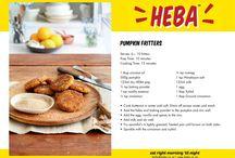 Heba recipes