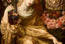Pre-Raphaelite & Byeond