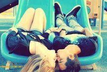 {hopeless romantic} / Fallin for you