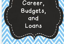 Financial Literacy / by Vanessa Quintana