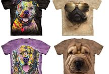 We Love Dogs! / For Dog Lovers!