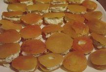Receita: Canpé de Damasco com Cream Cheese!