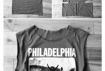 Tshirt cutout