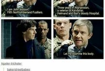 Johnlock (because it's so obvious)