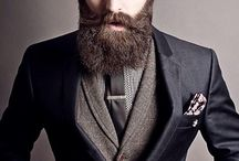 BEARDS  / Awesome facial hair  / by Clifford Colohan