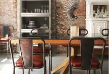 Dining Rooms / by Danielle Hardy