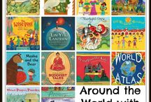Barefoot Books on the Web / Find where Barefoot has been posted on other lists, websites and online collections!  / by Barefoot Books
