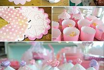 ideas for birthday parties / by Melissa Schmidt