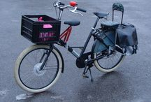 CargoBikes in Tampere / Cycling, commuting: every day mobility