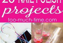 Nail Polish projects