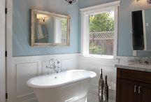 Bathroom Inspiration / by Kayce Humkey