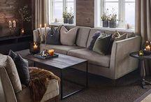 Sofa hytte
