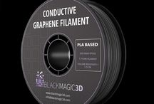 3D Printing : Filaments & Printers