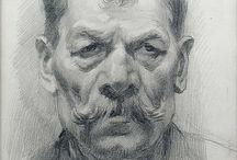 Portrait männlich