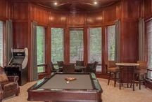 Billiard Pool Room