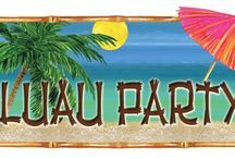 Hawaiian Luau   / Brooklyn's birthday party theme for 2014