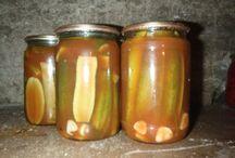 Заг. Огурцы, помидоры, капустка