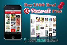 Buy Real Pinterest Pins