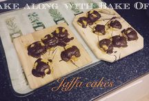 May to October - Bake along with Bake Off / I'm taking part in the Bake Along With Bake Off challenge