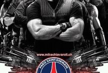 Paris Saint Germain / by Jaglion