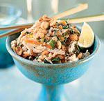 Salads / Rice chicken etc