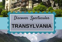 Transylvania, Romania / Descoperă Transilvania și bucuriile acestui loc! Discover Transylvania | Bran | Romania | Boutique Hotel