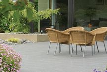 Patio Paradise / With an increasing interest in patio gardens, there has never been a better time to create a beautiful area at the rear of your house – and it's something that will also enhance the value for your home.  Make the best use of the space that you have.