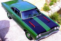 1969 Road Runner Hemi Restoration / by Amy Hart