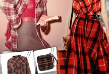 pattern play*mad for plaid / by amber