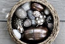 Jarní  a velikonoční dekorace - Easter and spring decoracions