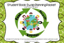 Library - Go Green/Earth Day