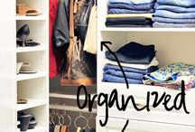 Organization is the Key / Home organization, organizing your home, kitchen organization, closet organization, garage organization, life organization, bedroom organization, bathroom organization.