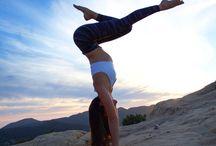 Yoga inspirasjon / Inspiration for Yoga practice
